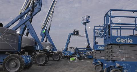 Genie Lift Connect